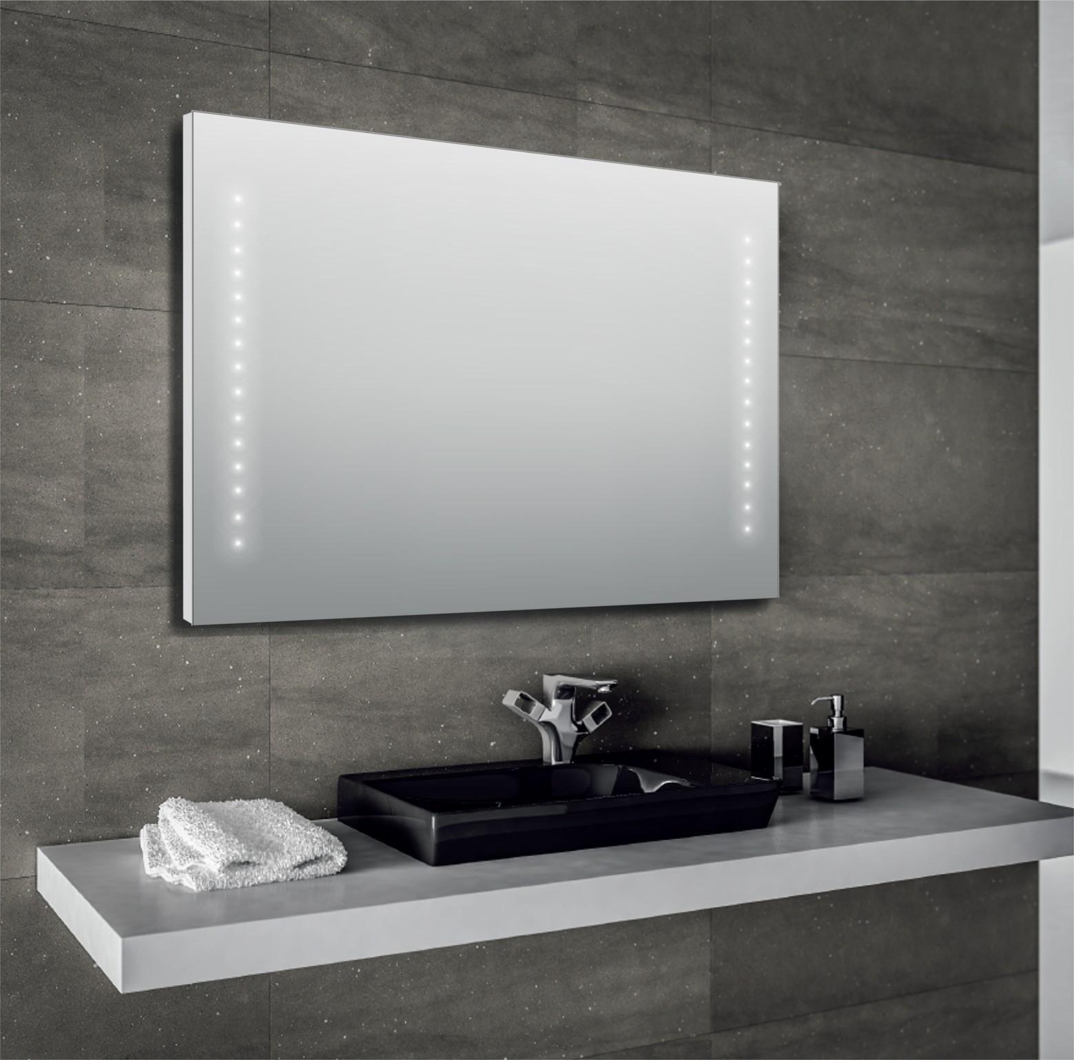 Lampadari stile industriale da parete - Lampade a led per specchio da bagno ...