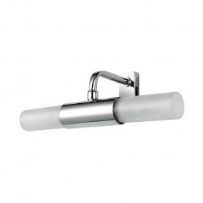 Spot-B-Roby-Cp - Applique Con Attacco A Specchio Di Colore Nickel 28 Watt G9