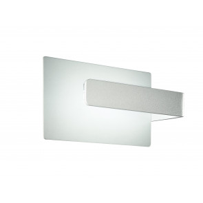 LED-W-LAMBDA/4W - Applique led dal design moderno e dal colore bianco 4 watt 3500 kelvin