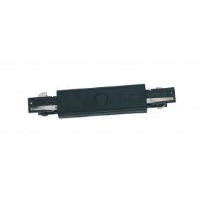 LED-TRACK-I NERO - Connettore per binari guida lineare di colore nero