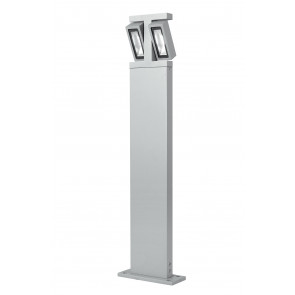 LED-BETA-P1 - Lampione per esterno a tenuta stagna luce led orientabile