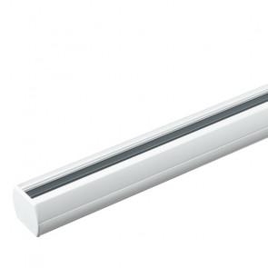 LED-TRACK-2M - Binario bianco per faretto led di 2 m
