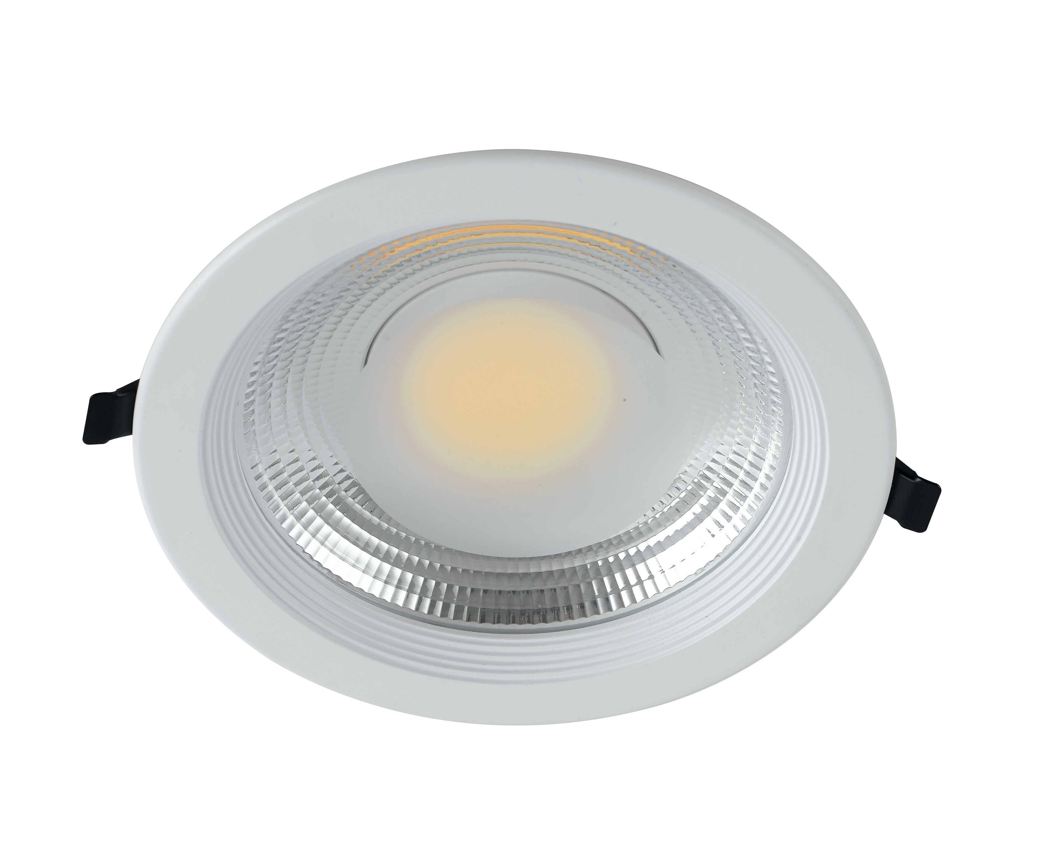 Plafoniera Led Incasso Tonda : Inc lyra 20c 8031434871210 fan europe lighting faretto a incasso