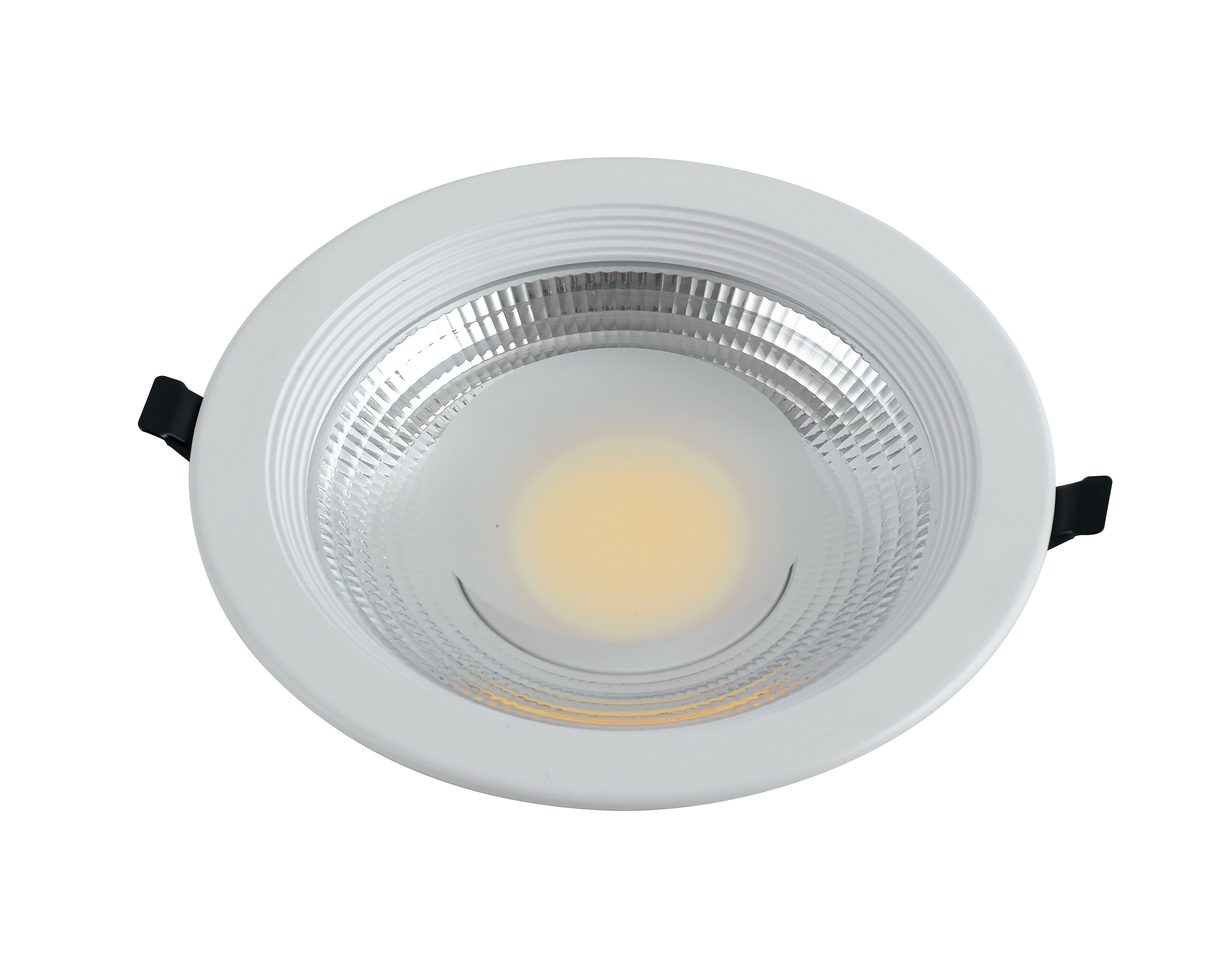 Plafoniera Led Incasso Tonda : Inc lyra 20f 8031434891225 fan europe lighting faretto a incasso