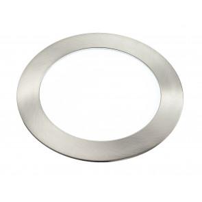 INC-SLIM/18W NIK - Faretto led a incasso nickel dalla forma semplice 18 watt 4000 kelvin