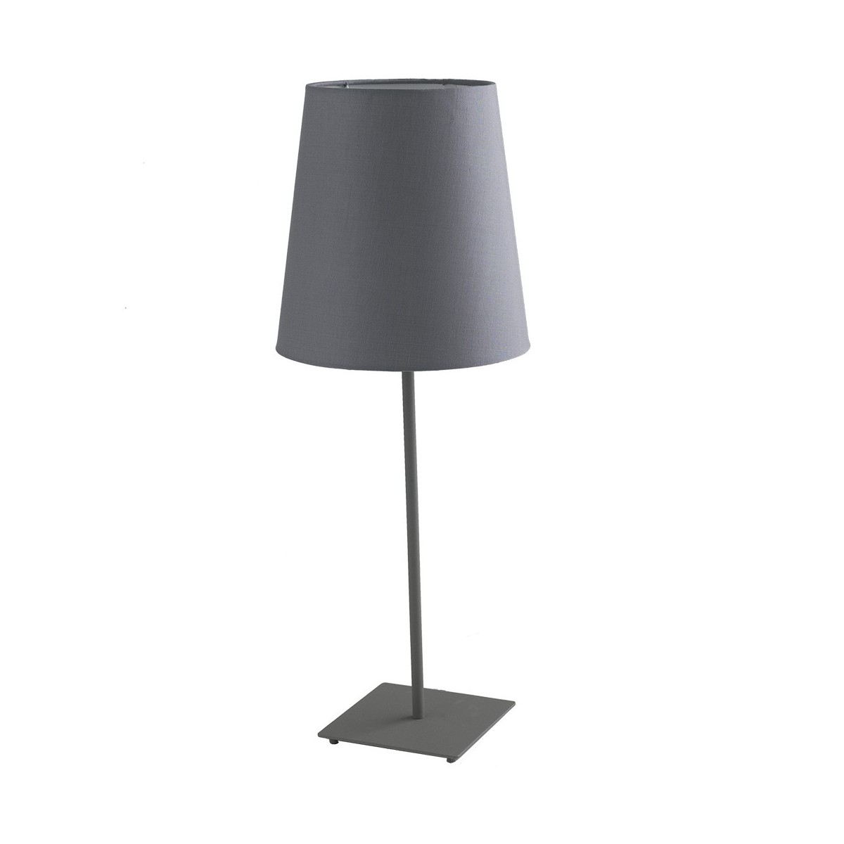 I ELVIS L GR 8031440363747 Fan Europe Lighting Lume grigio minimal ELVIS