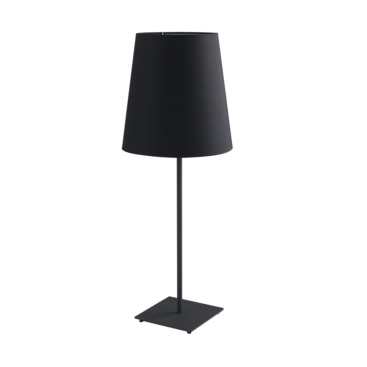 I ELVIS L NER 8031440363716 Fan Europe Lighting Lume nero minimal ELVIS