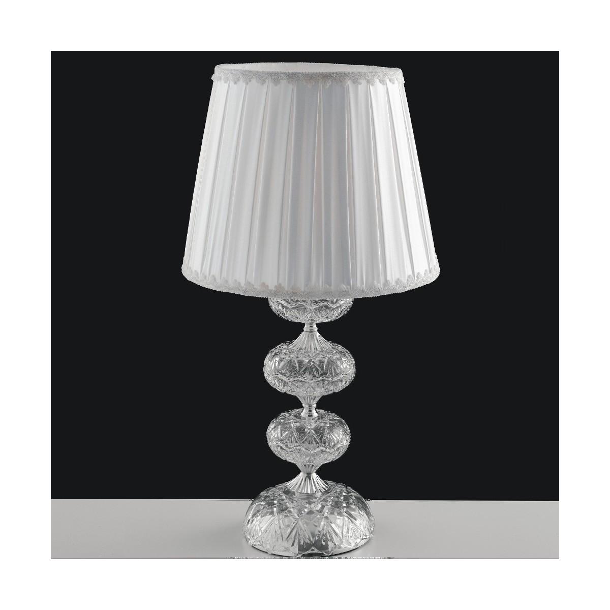 I incanto lg1 8031440363983 fan europe lighting abat jour for Lampade da mobile